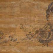 「鶏の親子」